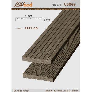 sàn gỗ ngoài trời quảng ngãi