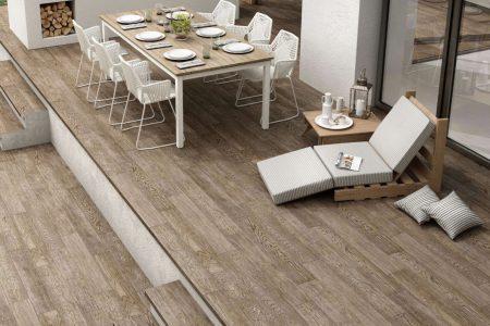 sàn gỗ ngoài trời tại quảng ngãi